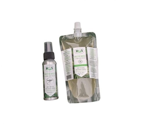 refill pouch and spritz travel size